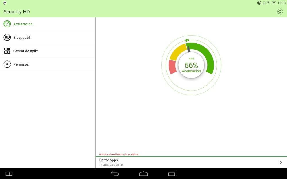 Foto de Capturas SO Lenovo Yoga Tablet 2 (11/12)