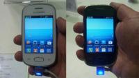Samsung presenta el Samsung Galaxy Star y Samsung Galaxy Pocket Neo