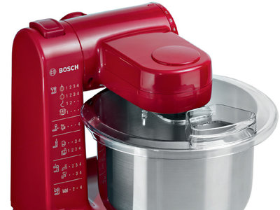 Oferta flash en amazon: Robot de cocina Bosch MUM44R1 por 79,99 euros. Caduca a medianoche