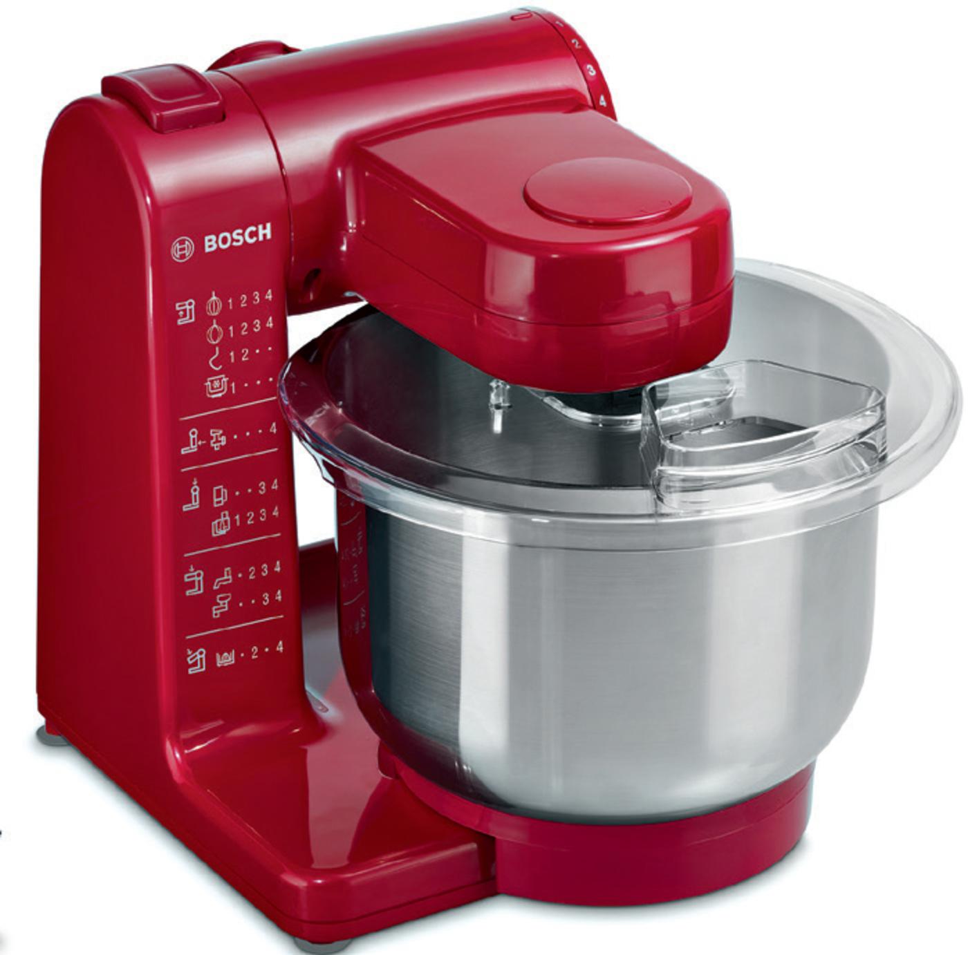 Oferta flash en amazon robot de cocina bosch mum44r1 por - Robot cocina amazon ...