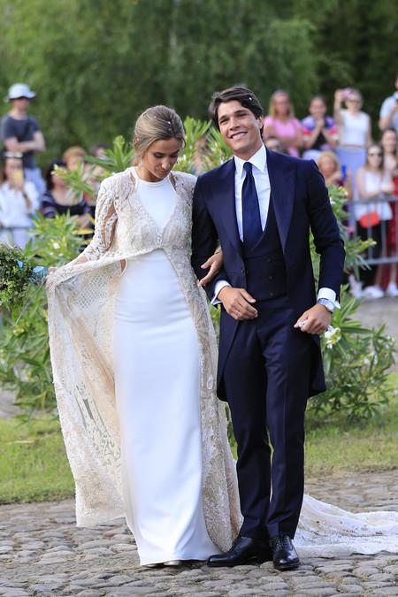 Vestido Maria Pombo boda