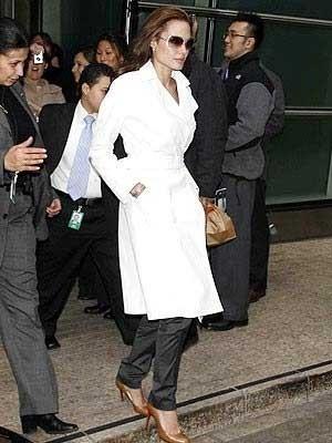 Angelina Jolie para Shiseido