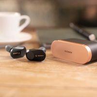 Sony WF-1000XM3: la cancelación de ruido de sus populares auriculares llega en formato reducido y con 24 horas de autonomía