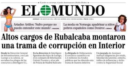 La CIA 2.0 (contratada por Rubalcaba) al juzgado por corrupción