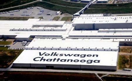 Detenida la producción de la SUV de Volkswagen