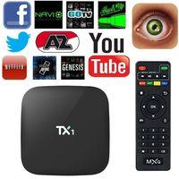 Oferta Flash en Amazon: TV Box Android EXW TX1 por 21,35 euros