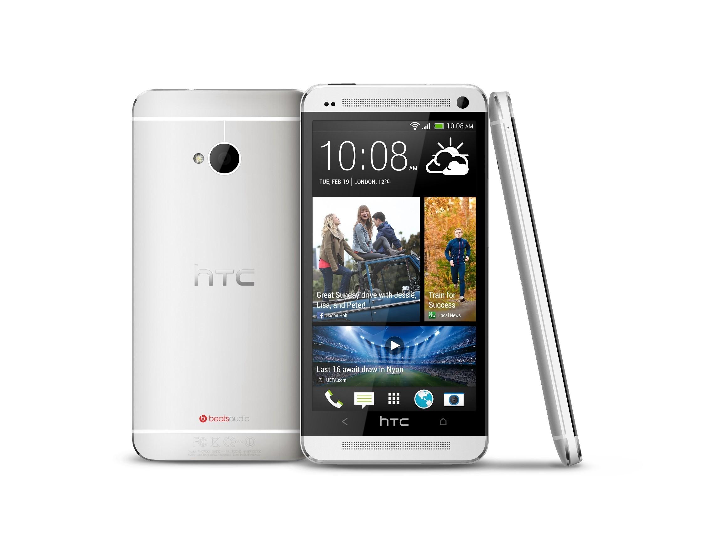 Foto de HTC One M7 (1/4)