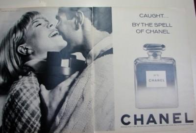 Foto de Chanel No. 5 - publicidad del 30 al 60 (34/61)