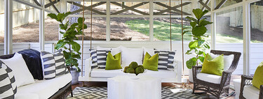 La semana decorativa: espejos con estilo, terrazas y jardines y lo nuevo de la temporada de Zara Home