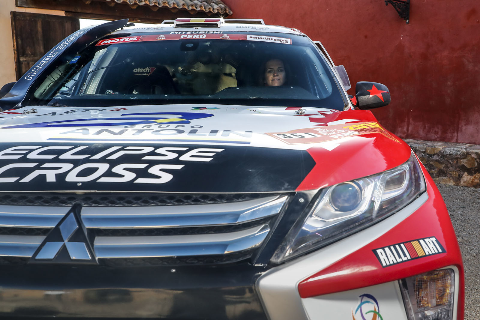 Foto de Mitsubishi Eclipse Cross Proto Dakar (38/38)