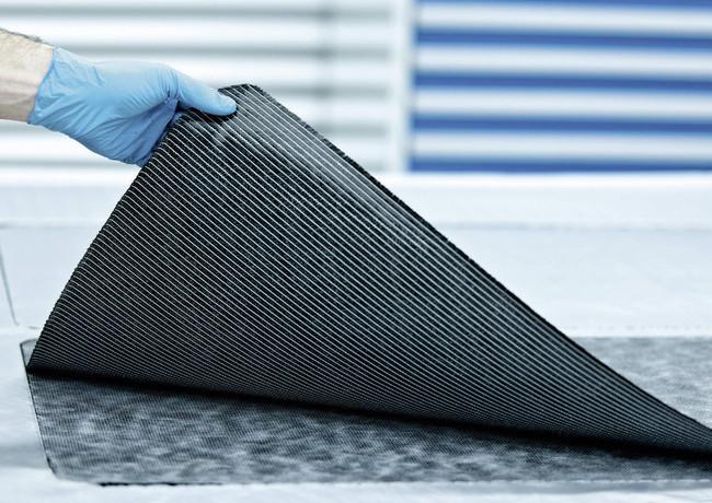 Audi MSF, materiales ligeros