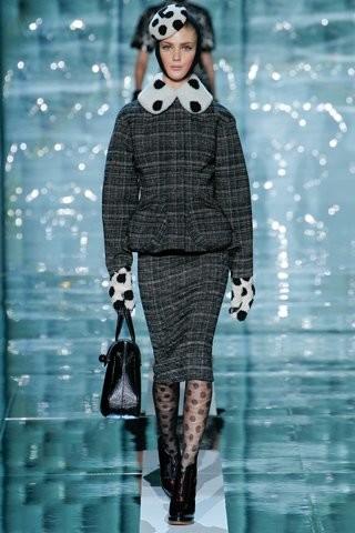 Marc Jacobs en la Semana de la Moda Otoño-Invierno 2011/2012