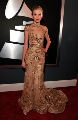Taylor Swift Grammys 2012