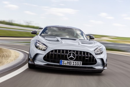 Mercedes Amg Gt Black Series 2020 21