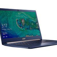 Acer Swift 5 SF514-52T, un interesante portátil de gama media con pantalla táctil, ahora en Amazon por 799,99 euros