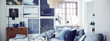 Renovando la casa durante el confinamiento: Ikea nos inspira para decorar las paredes de nuestra casa