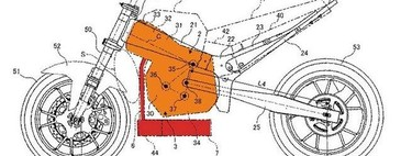 Dos patentes (más) de Suzuki apuntan hacia la reinvención de los motores y una nueva familia retro