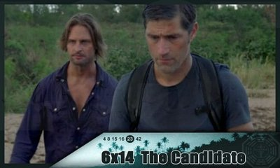 'Lost' 6x14 - The Candidate [Especial Lost]