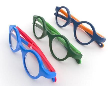 Glassvision, colores
