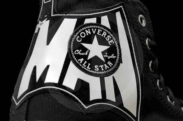 Foto de Converse x DC - Batman vintage (2/7)