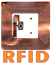 Chip RFID seguro de Philips
