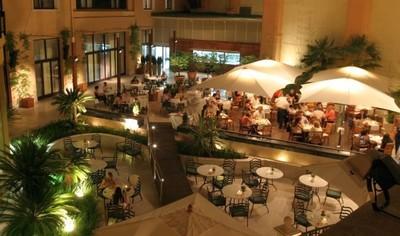 Sushi en vivo y Gin Tonics en la terraza del Hotel Intercontinental Madrid, hoy con sorpresa