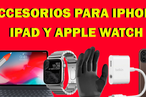 Black Friday 2019: ofertas en accesorios para iPhone, iPad y correas de Apple Watch