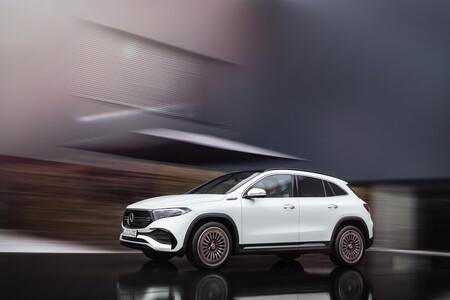 Mercedes EQA 2021: el segundo SUV eléctrico de Mercedes es un compacto que debuta con 190 CV y 426 kilómetros de autonomía