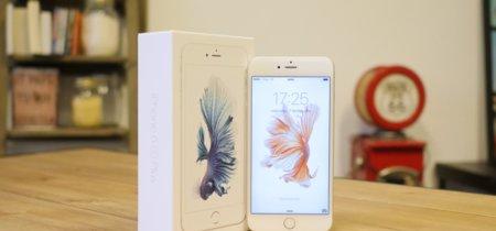 Este es el nuevo iPhone 6s: primer contacto en vídeo