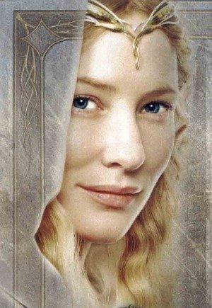 'El hobbit', Cate Blanchett de nuevo como Galadriel