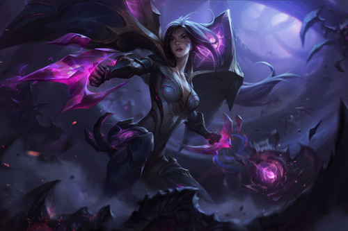 League of Legends: Esta es Kai'Sa, el nuevo campeón que llega para destrozar la Grieta del Invocador