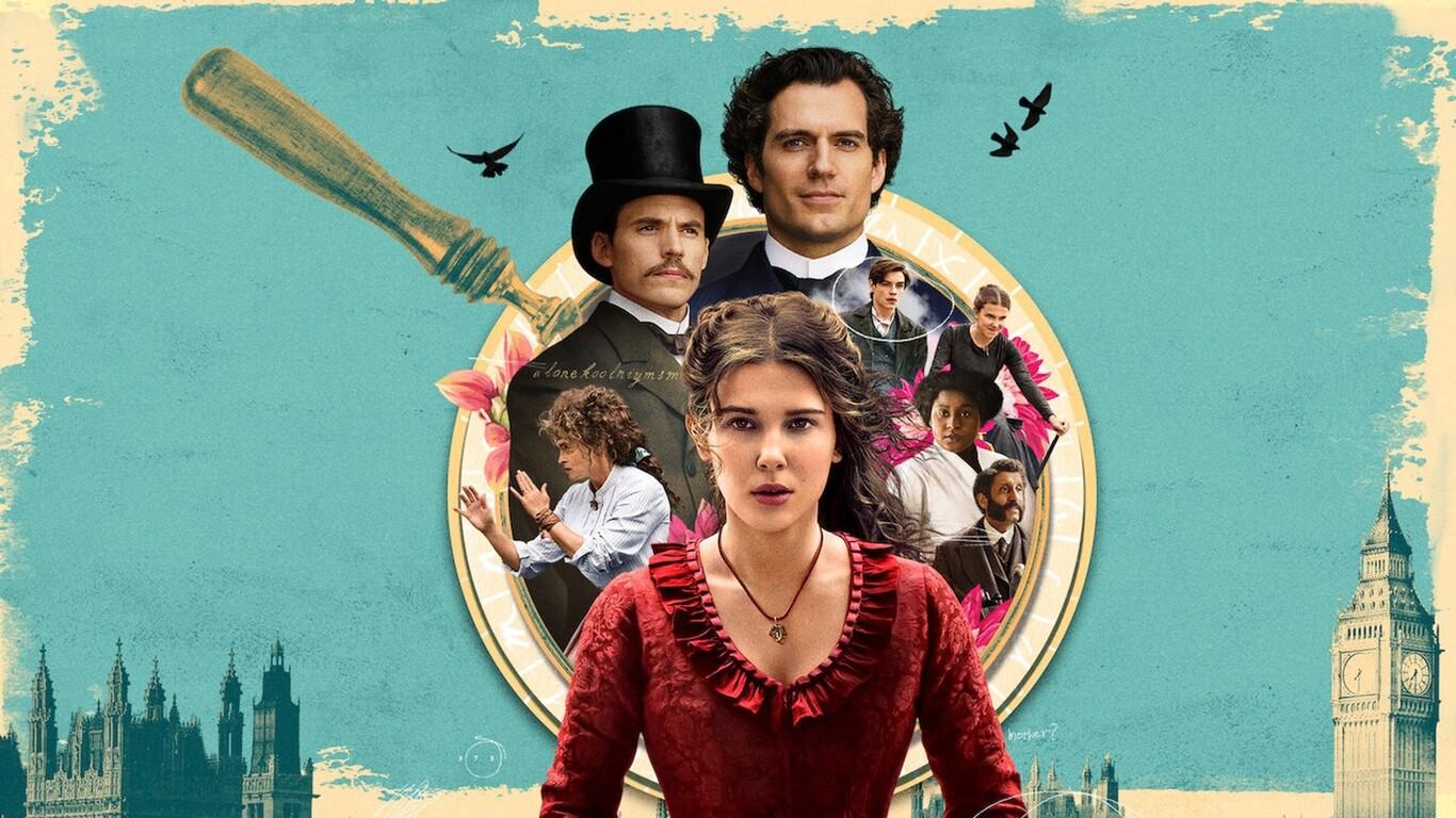 Enola Holmes (2020) crítica: un gran entretenimiento para Netflix donde  brilla Millie Bobby Brown como hermana del mítico Sherlock