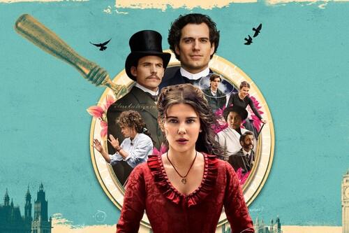 'Enola Holmes': un gran entretenimiento para Netflix donde brilla Millie Bobby Brown como hermana del mítico Sherlock
