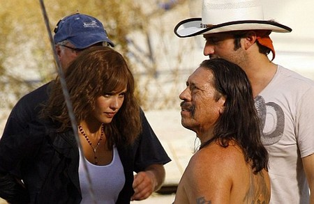 'Machete' de Robert Rodriguez, imágenes del rodaje