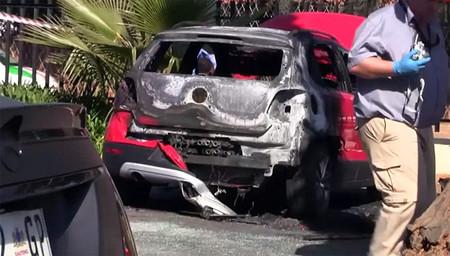 Este VW Cross Polo parece sacado de una película de James Bond