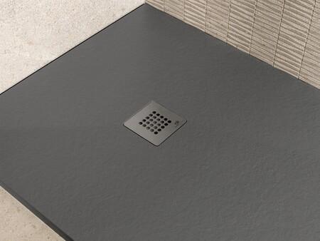 Plato de ducha a ras de suelo, ideal para baños pequeños