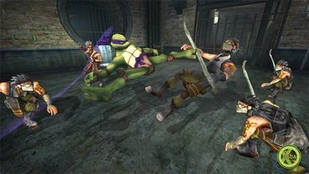 TMNT Xbox 360
