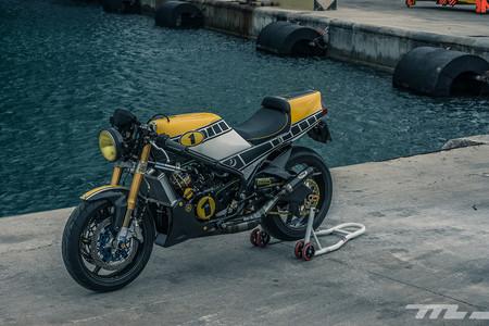 Yamaha Rd350 Crazy Carbon 10
