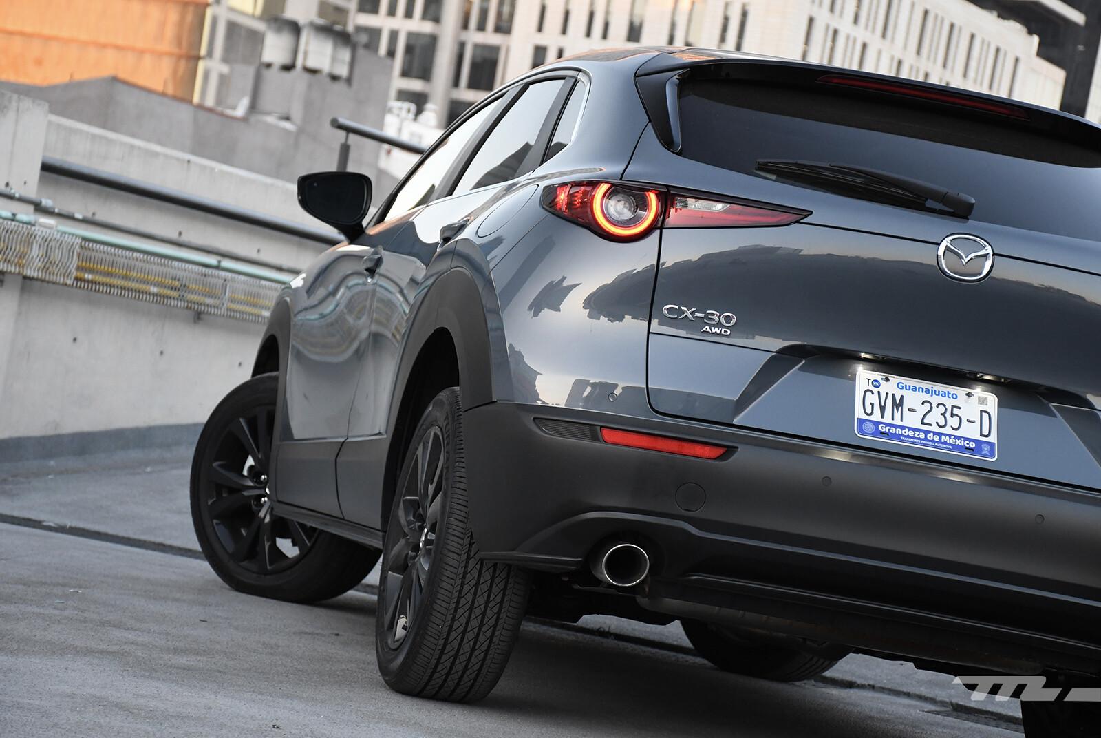 Foto de Mazda CX-30 turbo (prueba) (7/26)