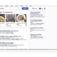 El buscador de Yahoo estrena diseño