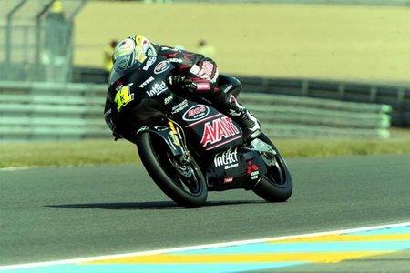 MotoGP Italia 2010: Sandro Cortese se encuentra con la pole de 125