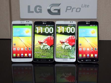 LG G Pro Lite, con puntero y hardware MediaTek