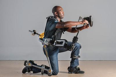 Lockheed Martin FORTIS, un exoesqueleto que se va a hacer el servicio militar