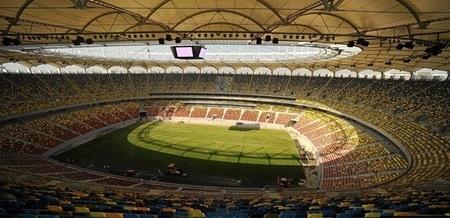 Cómo llegar al Estadio Nacional de Bucarest