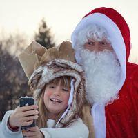 Las nueve mejores apps para hablar con Papá Noel y los Reyes Magos con las que sorprender a los niños