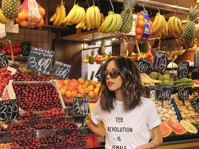 La revolución de las camisetas feministas llega a las marcas low-cost