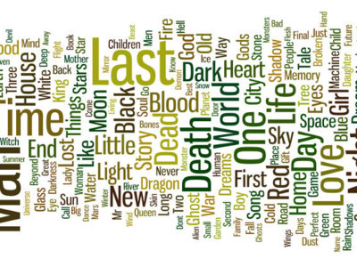 Las 48 palabras más usadas para titular un relato (de ciencia ficción)