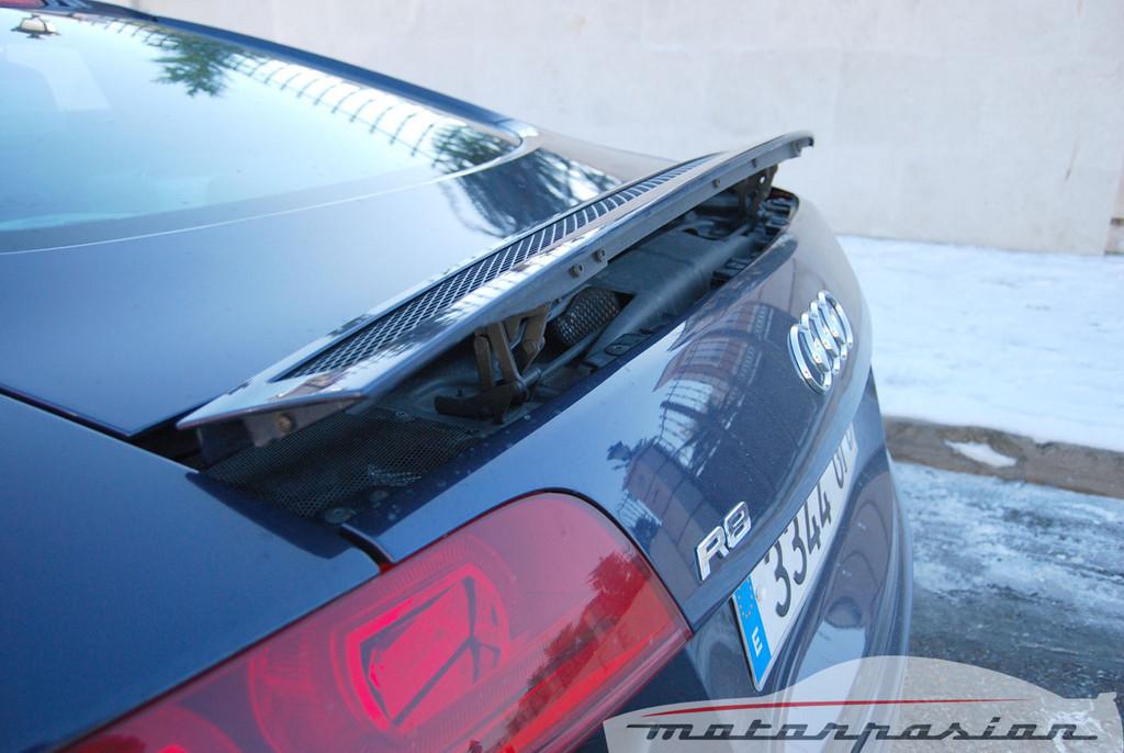 Foto de Audi R8 4.2 FSI R tronic (prueba) (43/50)