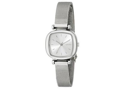 El reloj para mujer Komono Moneypenny Royale plateado cuesta sólo 45,19 euros en Amazon