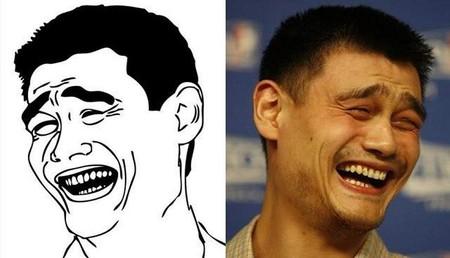 Yao Ming Memes Redes Sociales Reddit Facebook